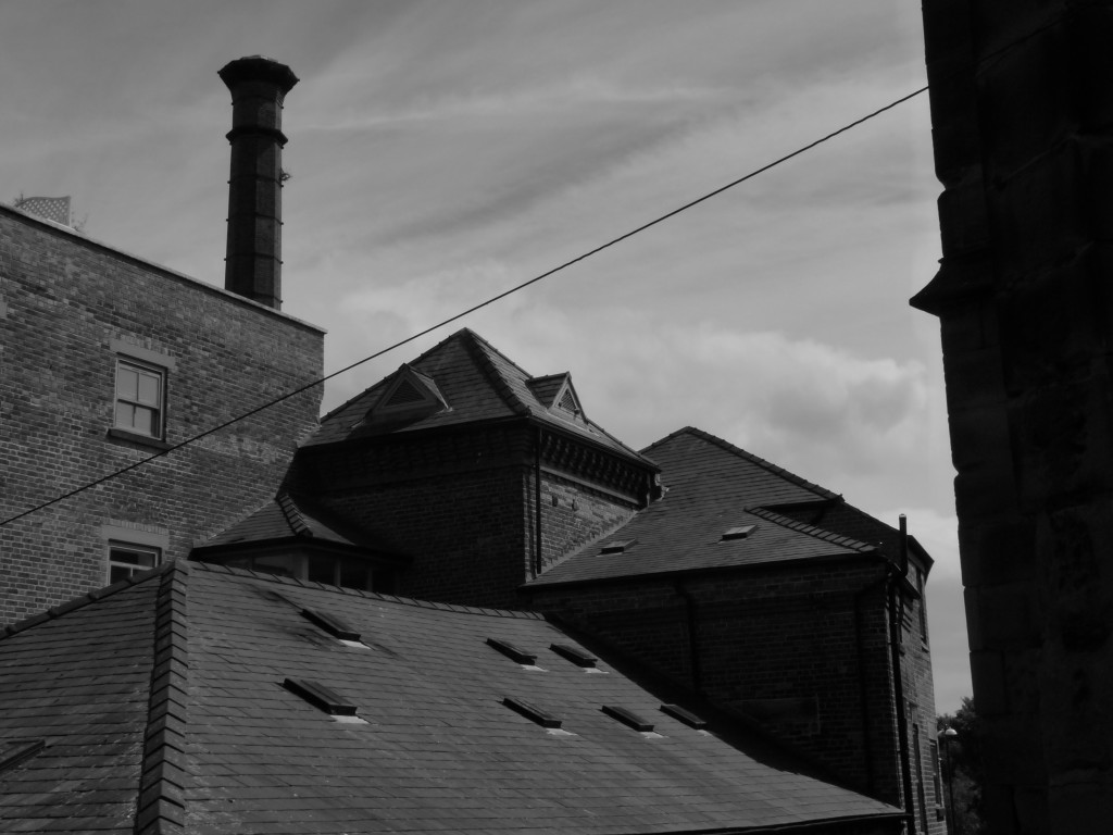 Former Border Brewery