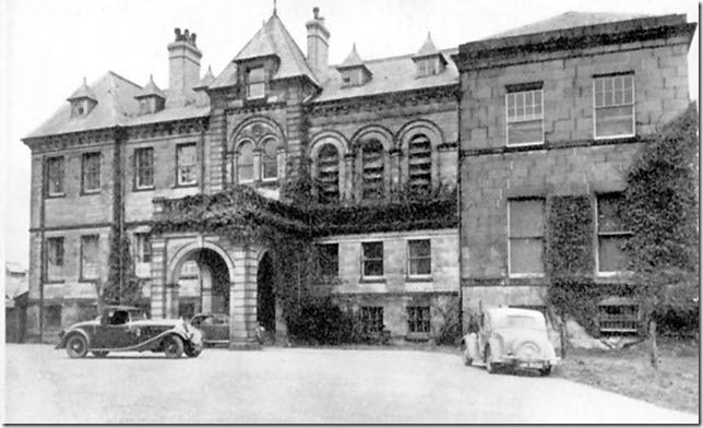 Acton Hall 1938