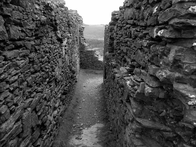Castell Dinas Bran 10
