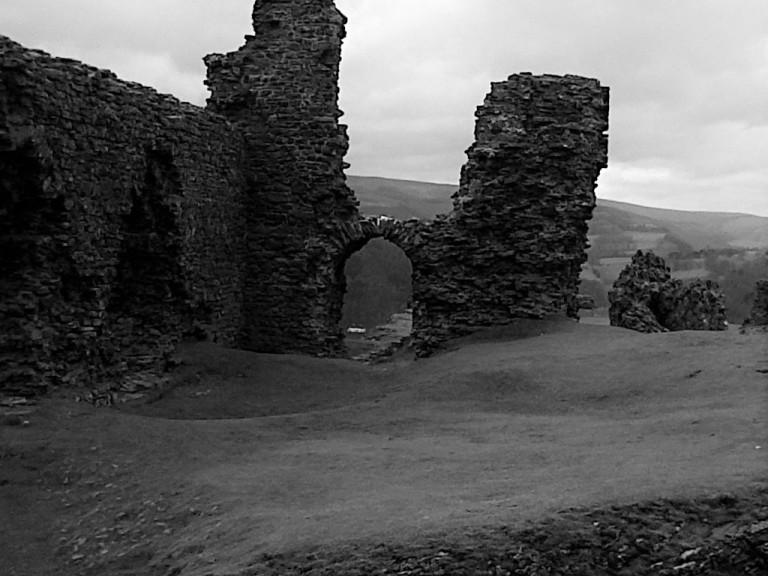 Castell Dinas Bran 11