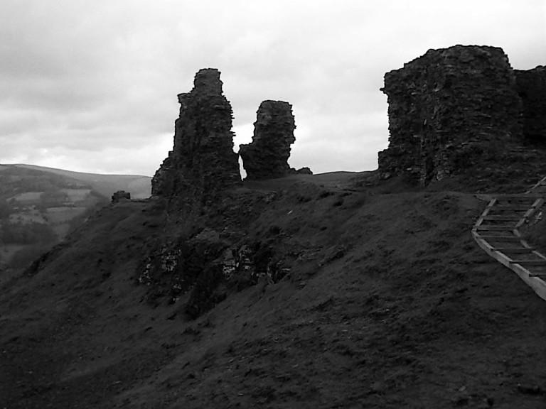 Castell Dinas Bran 14