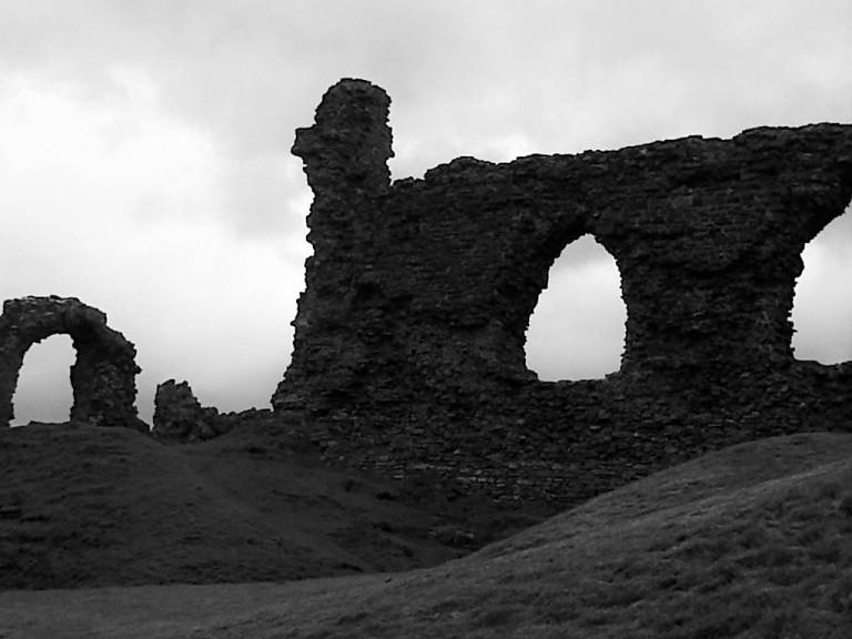Castell Dinas Bran 16