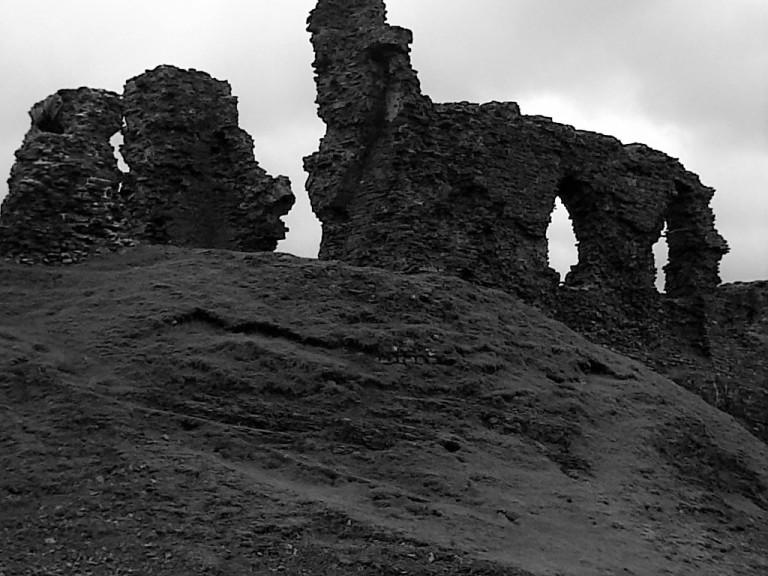Castell Dinas Bran 19