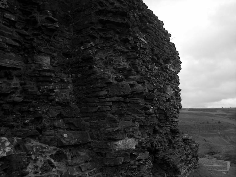 Castell Dinas Bran 6