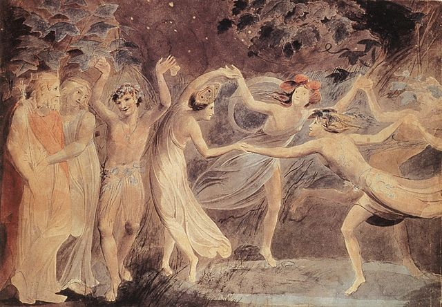 640px-William_Blake_-_Oberon,_Titania_and_Puck_with_Fairies_Dancing