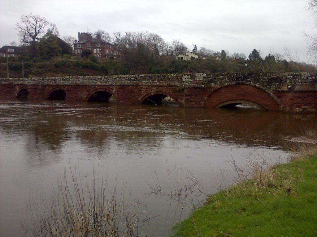 Waterland River Dee