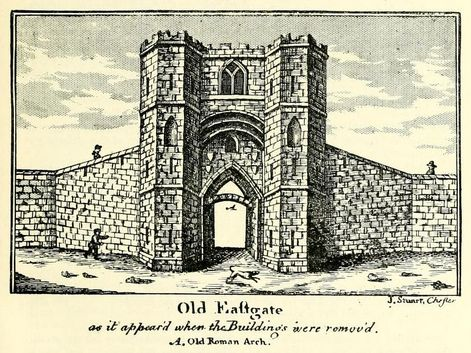 Old East Gate Chester